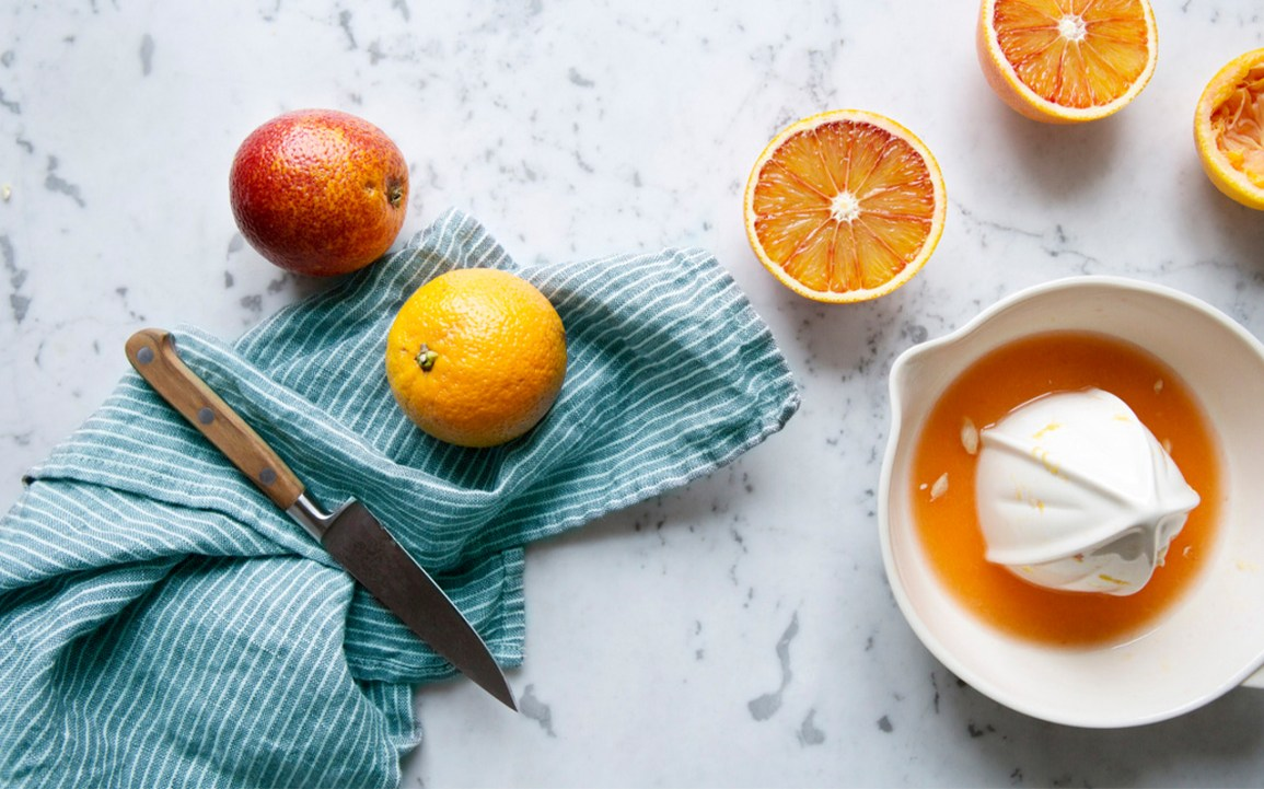 Citrus fruit oranges