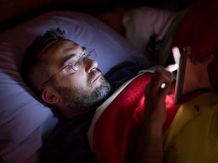 How Blocking Blue Light at Night Helps You Sleep