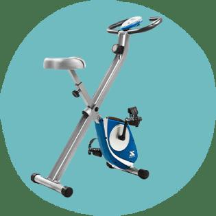 دوچرخه ورزشی تاشو XTERRA Fitness FB150