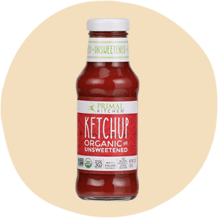 Primal Kitchen Ketchup