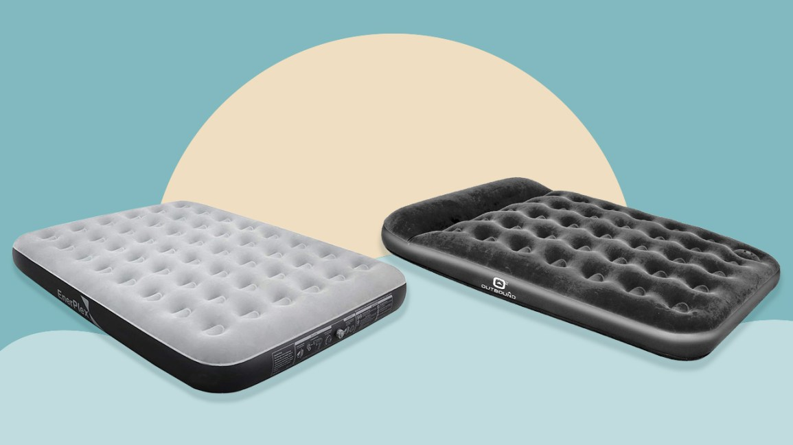 The Best Air Mattresses for Camping