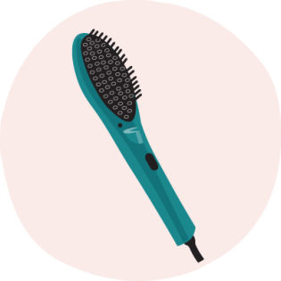 hair brush types