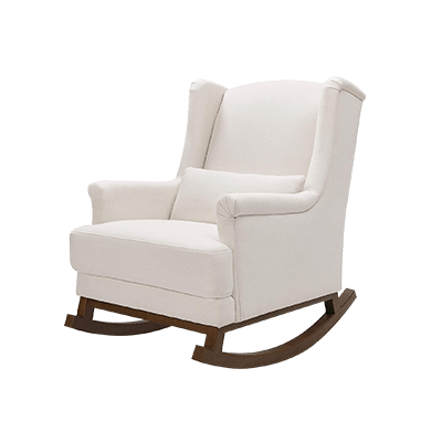 The 12 Best Nursery Gliders Of 2021, Leather Baby Rocking Chair