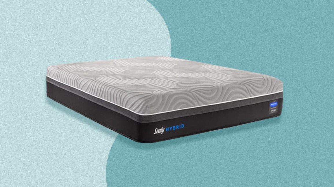Sealy Hybrid Performance mattress