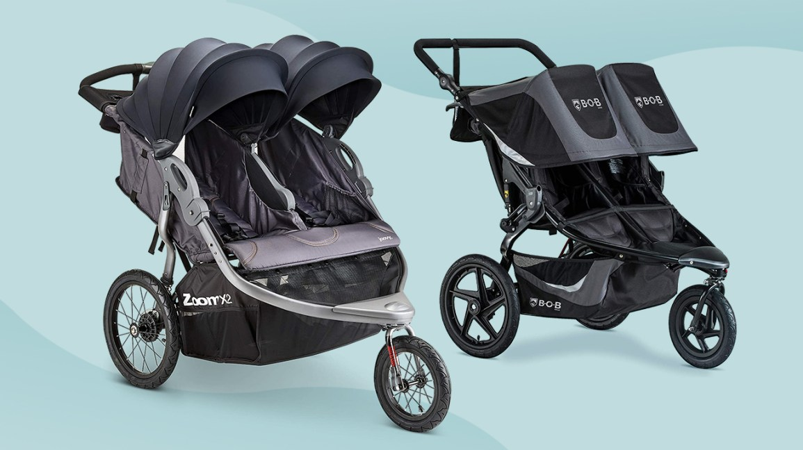The 5 Best Double Jogging Strollers For, Baby Trend Jogging Stroller Infant Car Seat Adapter