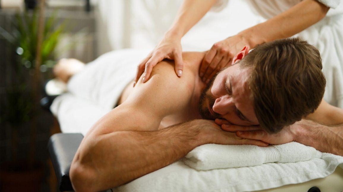 Lingam massage de