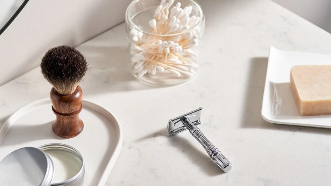 alternativa alla crema da barba