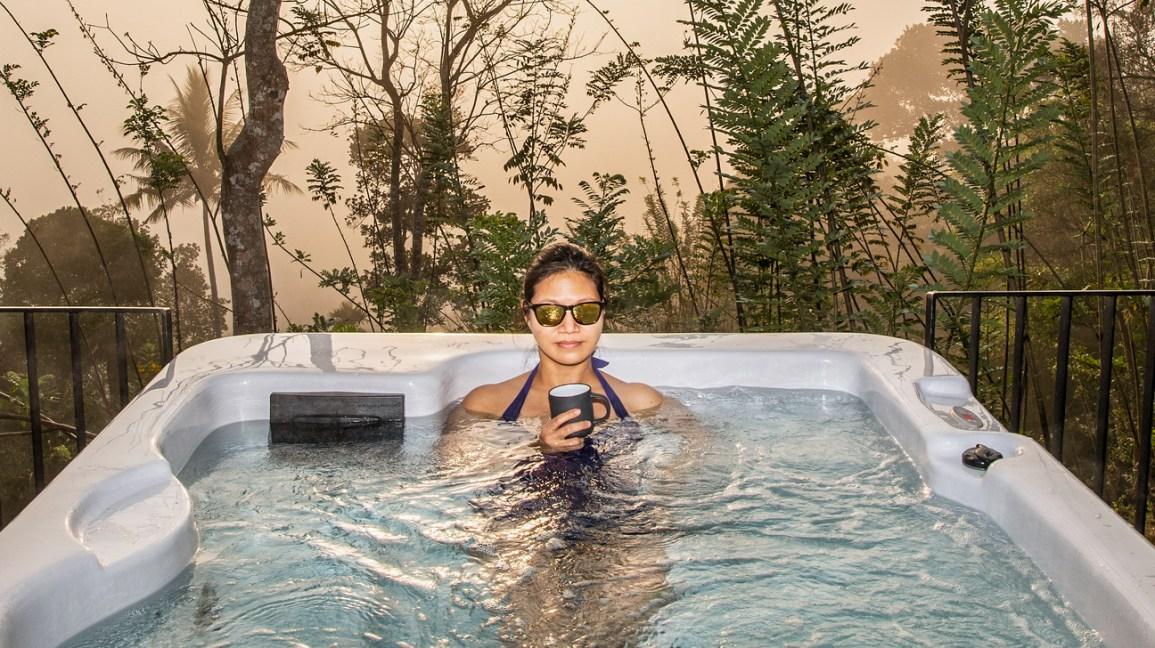 Hot Tub Benefits 7 Health Benefits Of Soaking In A Hot Tub