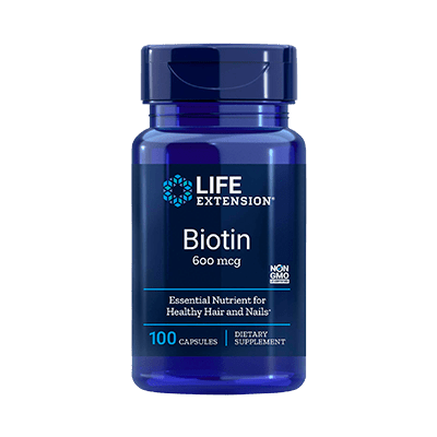 518622 The 10 Best Biotin Supplements of 2020 Product Life Extension Biotin