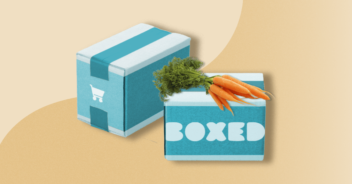 Boxed review