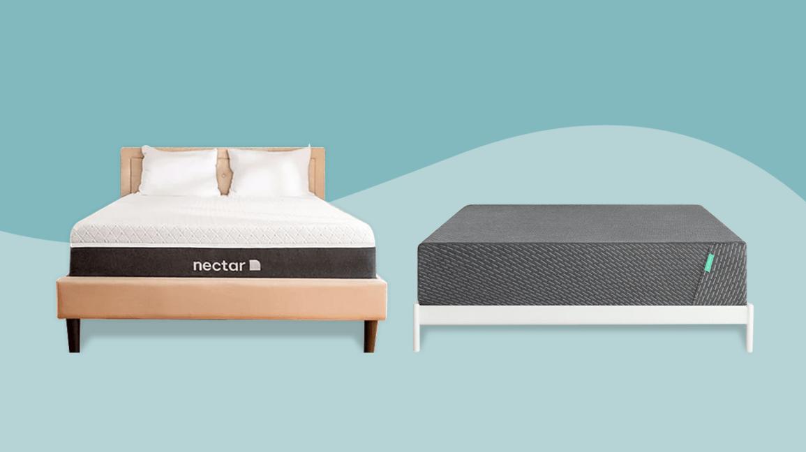 Nektar ve Tuft & Needle yataklar