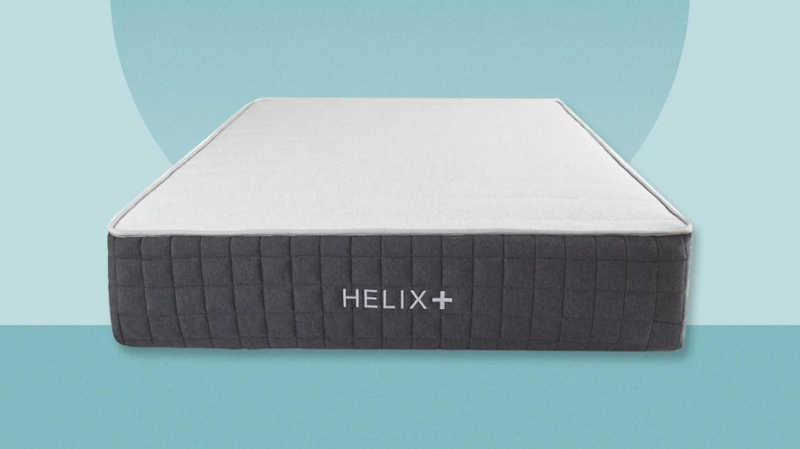 Helix Plus mattress