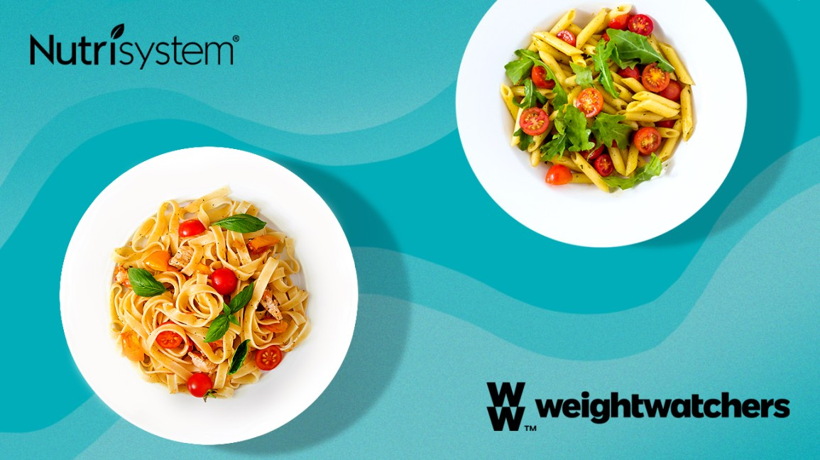 Nutrisystem vs. Weight Watchers
