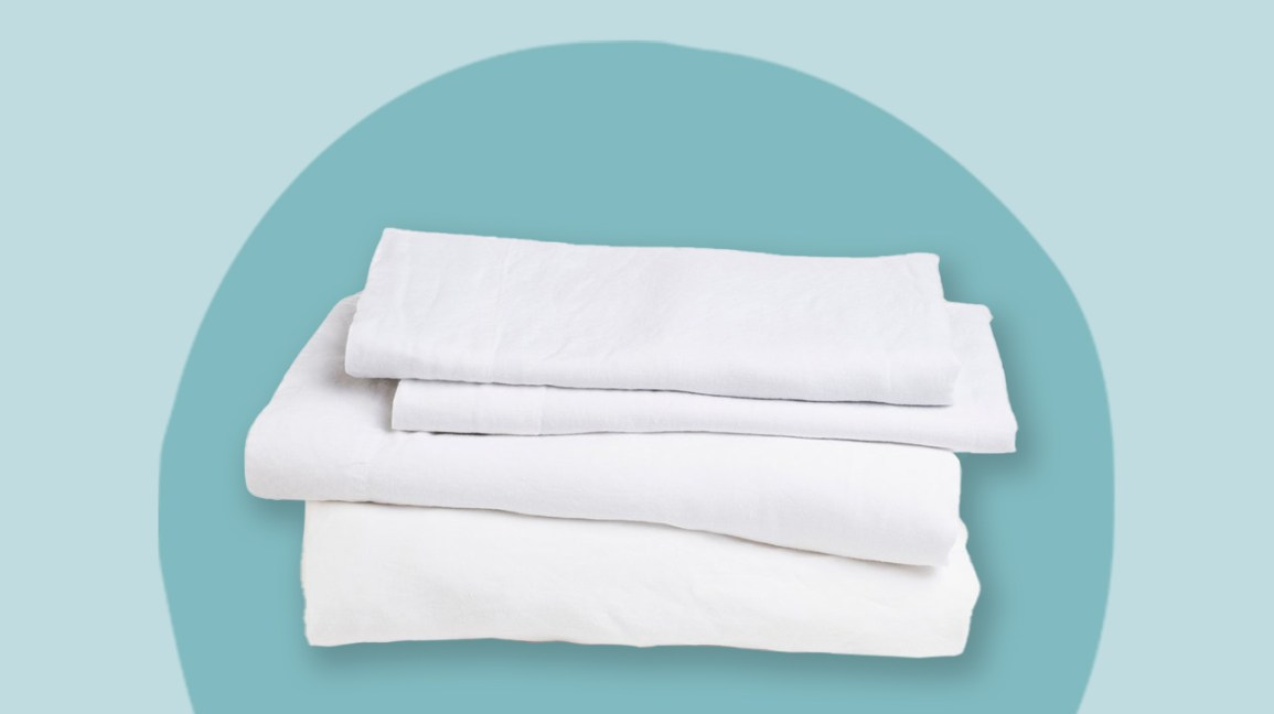 Natural undyed Antibacterial. Bamboo king size bed linen set 100/% bamboo
