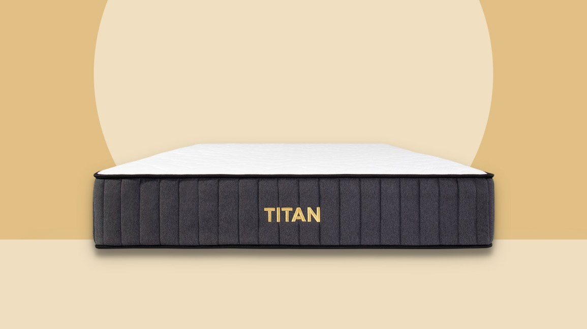 Materasso Titan