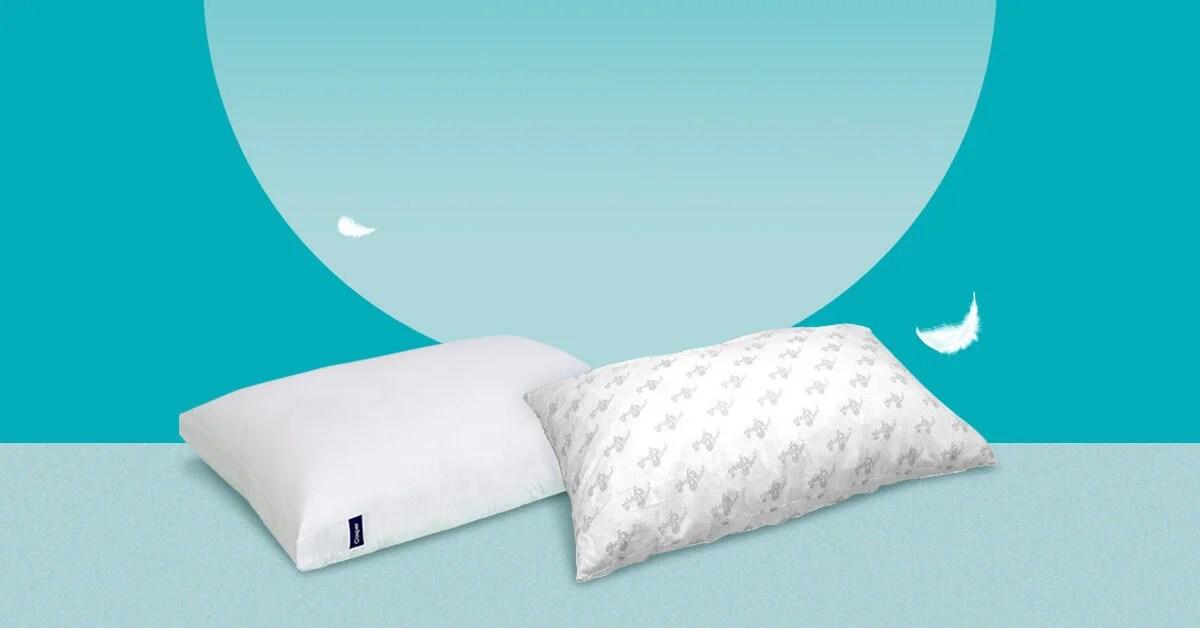 casper pillow vs mypillow 2021