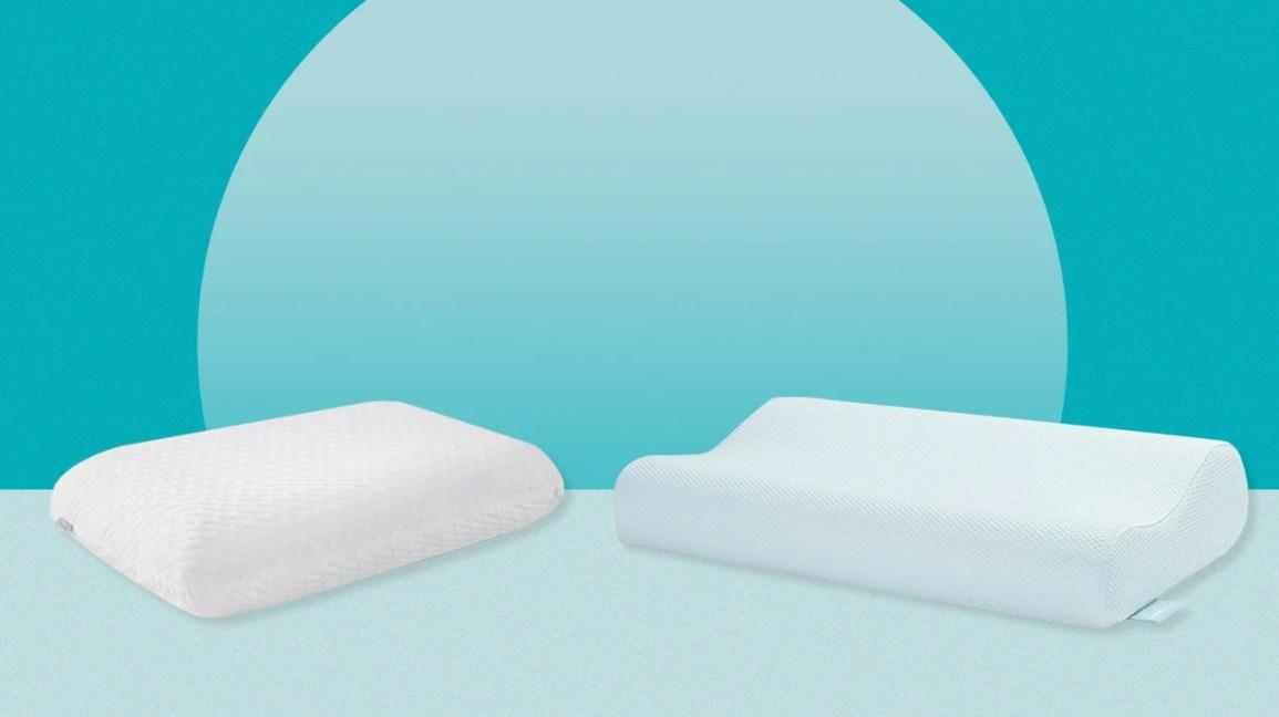 due cuscini in gel