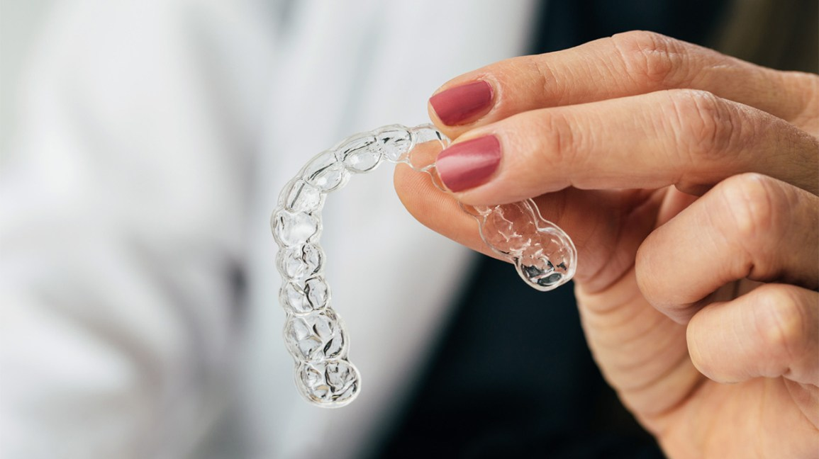 Invisalign Braces Process Through Teeth Realignment