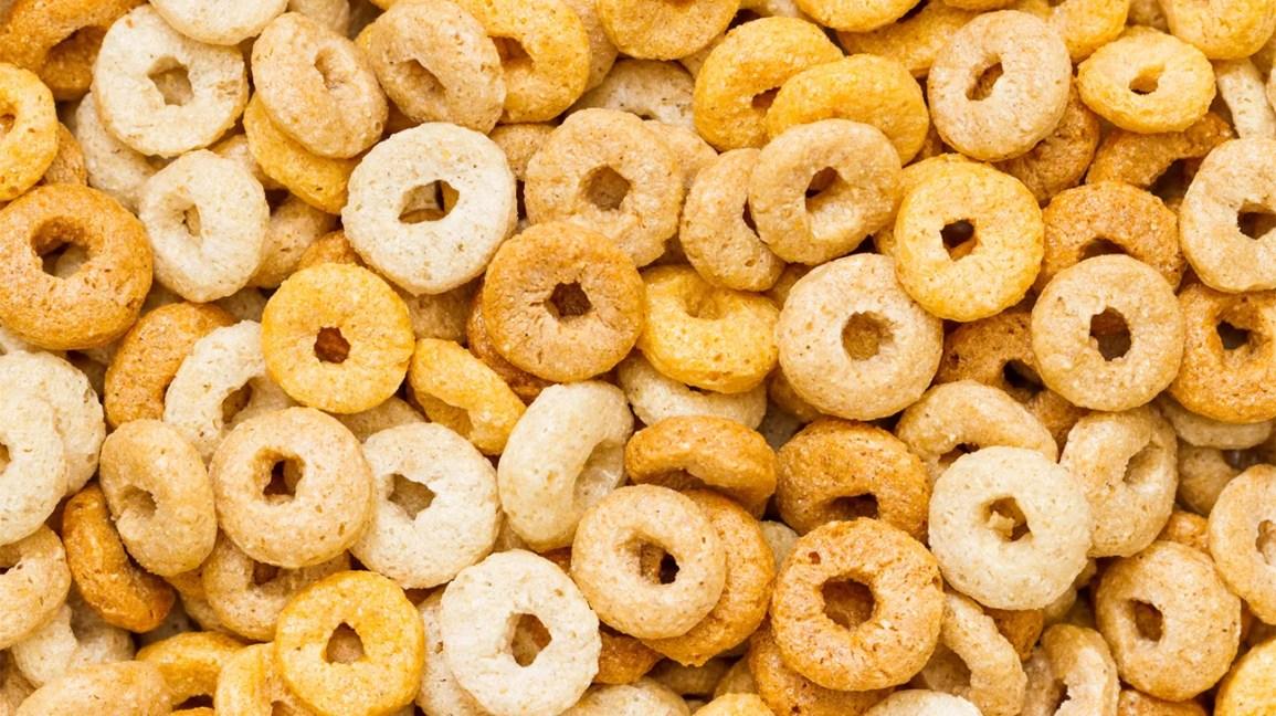 comer cheerios causa câncer