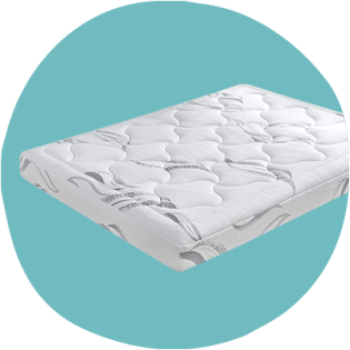 Zinus Pressure Relief Cloud Memory Foam Mattress