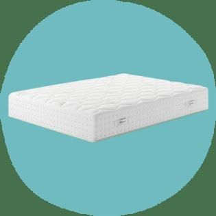 Zinus Pressure Relief Olive Oil Memory Foam iCoil Hybrid Mattress