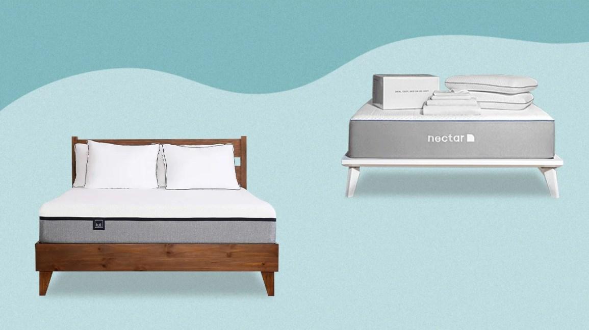 Lull versus Nectar mattresses