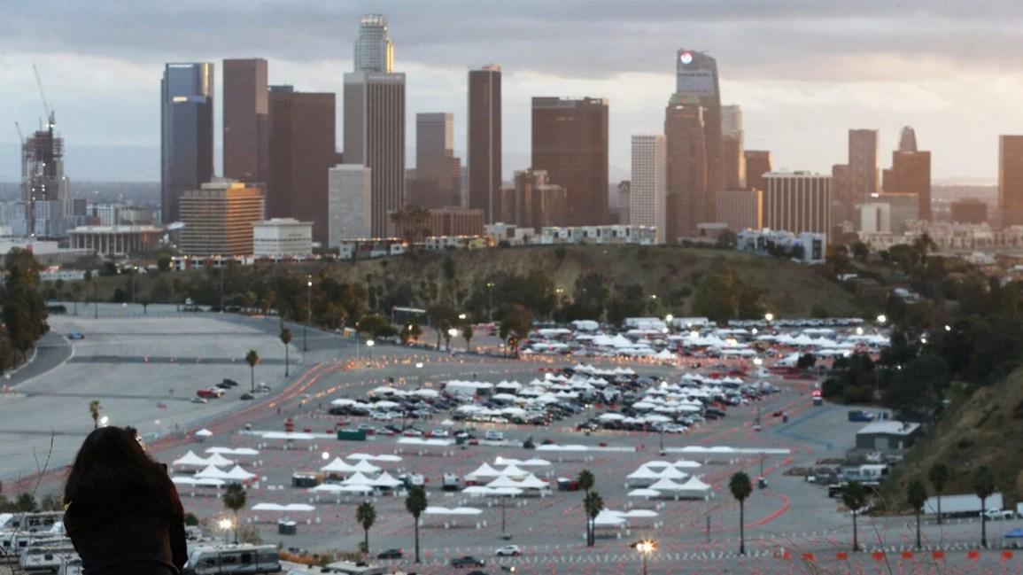 LA è una delle prime 10 città per inquinamento atmosferico