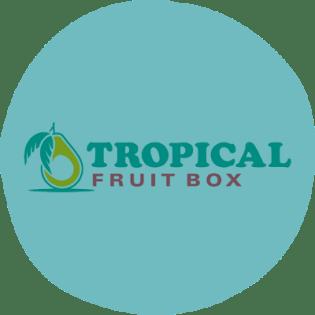 لوگوی جعبه میوه گرمسیری