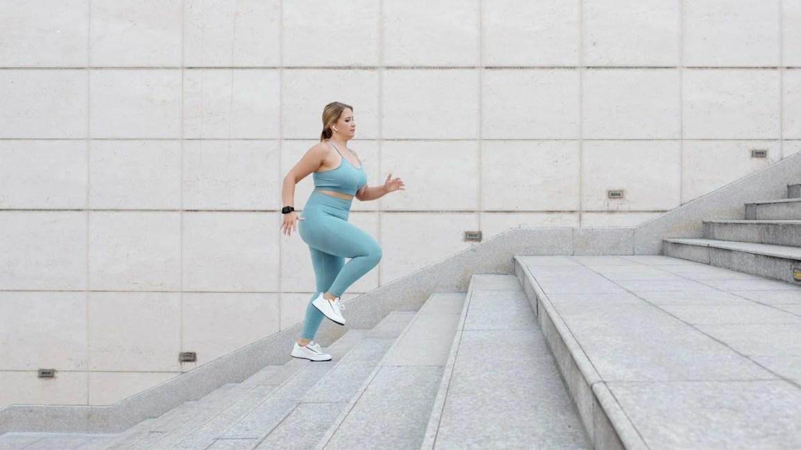 Female Running Stairs 1296x728 header