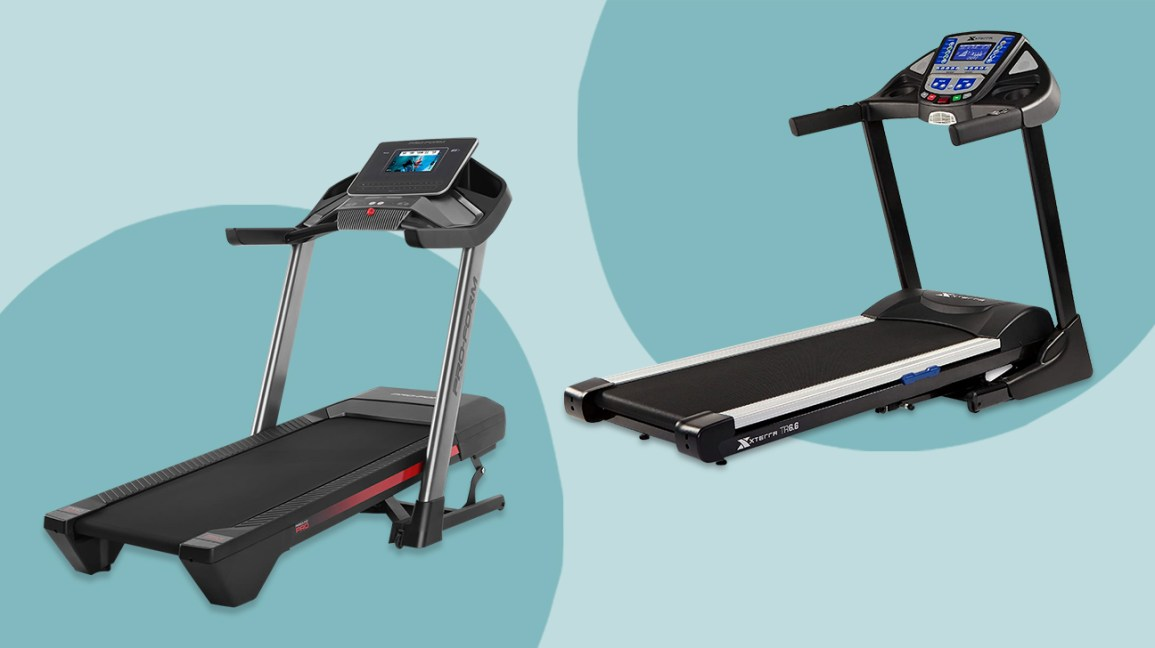 Xterra and ProForm treadmills