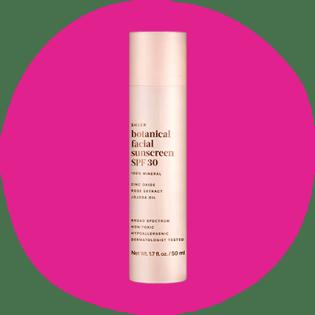 Evereden Botanical Facial Sunscreen