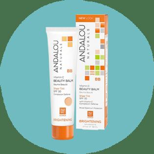 Andalou Naturals Vitamin C Beauty Balm