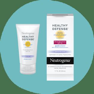 Neutrogena Healthy Defense Daily Moisturizer with Sunscreen