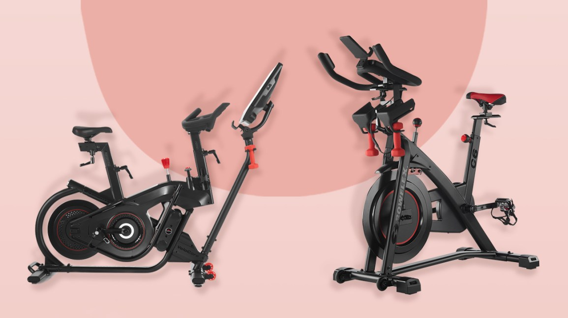 Bowflex C6 ve Bowflex VeloCore iç mekan bisiklet bisikletleri