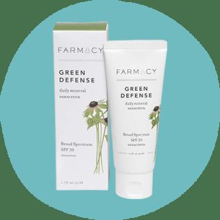 Farmacy Green Defense Daily Mineral Sunscreen