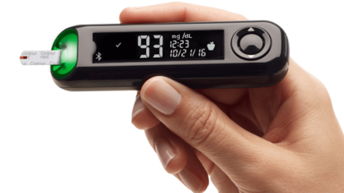 All About the Contour Next ONE Glucose Meter