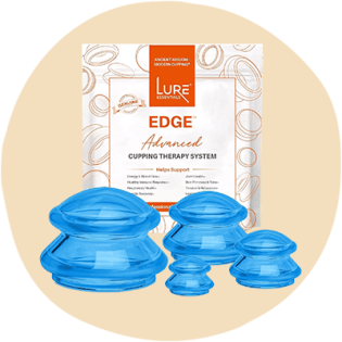 Lure Essentials Edge Advanced Therapy Cupping System