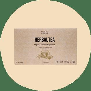 Public Goods Herbal Tea