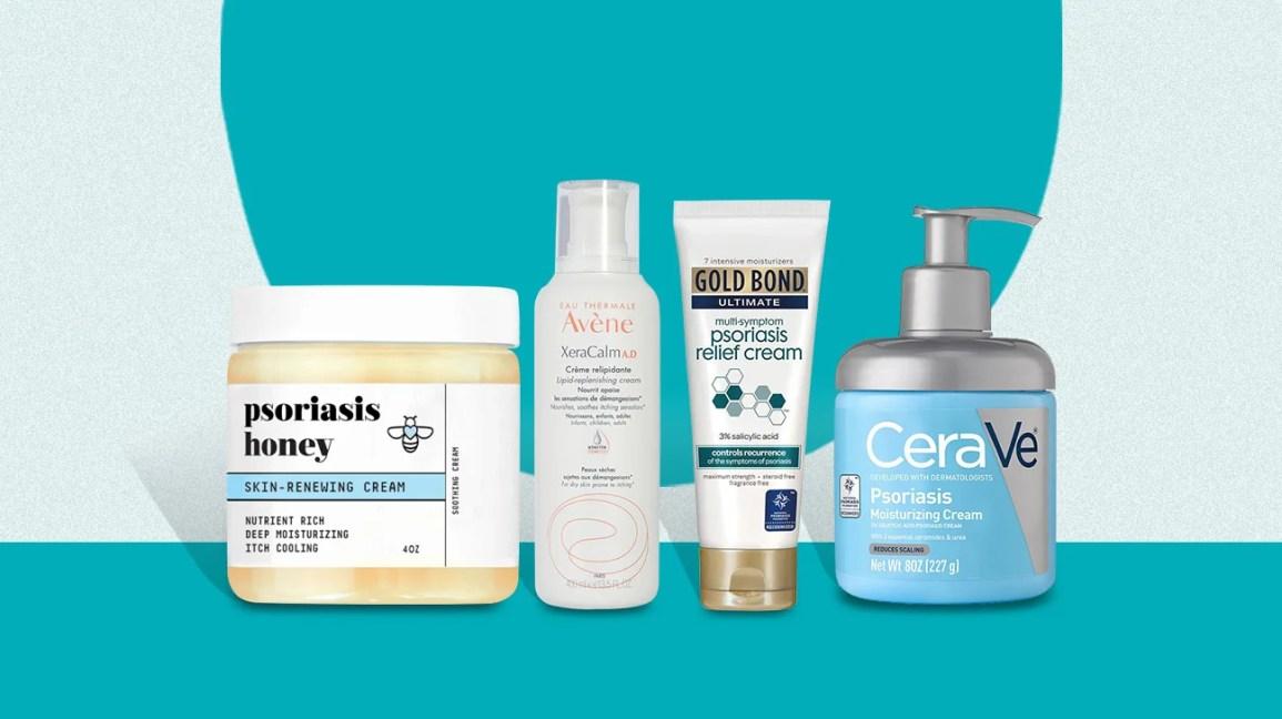 psoriasis face skin care)