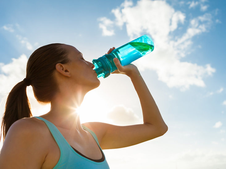 Overhydration: Types, Symptoms, and Treatments