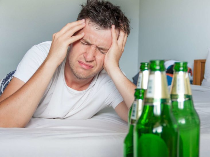 hangover worse on low carb diet