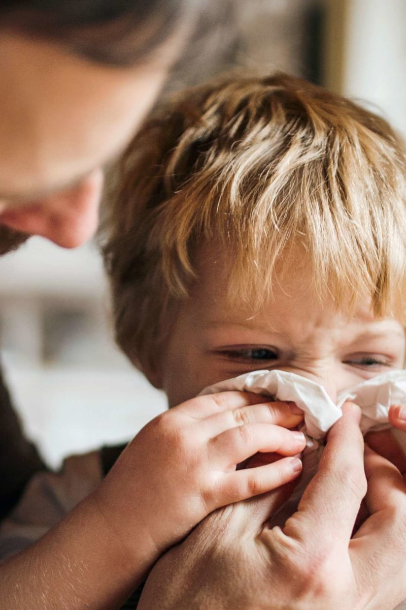 Flu symptoms in toddlers: Signs, treatment, and when to seek help