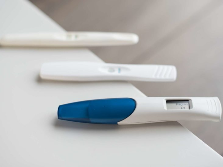 sugar pregnancy test results pictures
