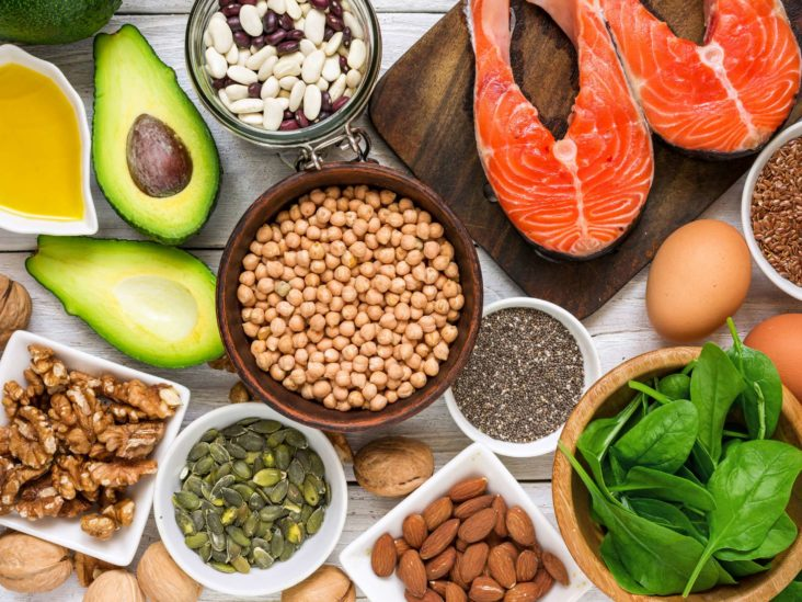 healthy diet for liver cancer