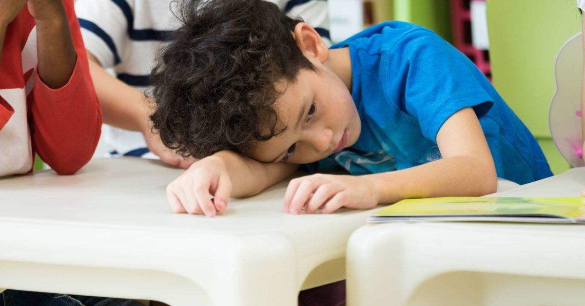 Signs and symptoms of autism in a 3-year-old