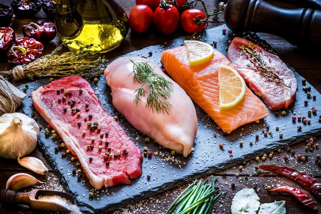 red meat fish ile ilgili görsel sonucu