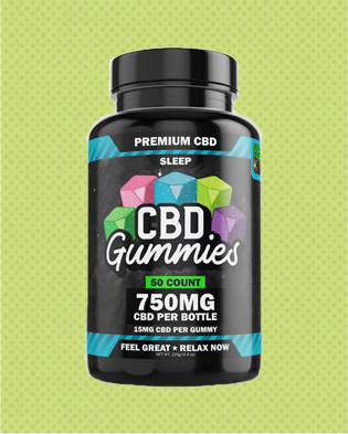 The best CBD gummies: For pain, depression, and anxiety