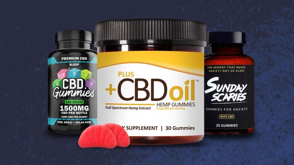 7 of the best CBD gummies for sleep