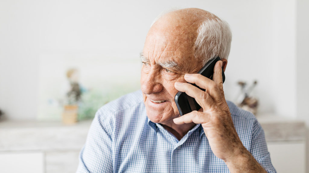 a man on the phone to his health insurance provider and asking when can i disenroll from a medicare advantage plan