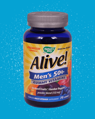 one a day mens over 50 vitamins